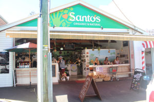 Image of Santos Organics store in Byron Bay