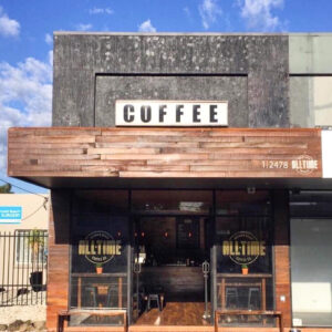 Front shop image of All Time Coffee Co, Mermaid Beach