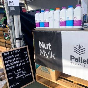 Palm Beach Farmers Market Stand