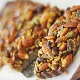 Nut & Seed Tart