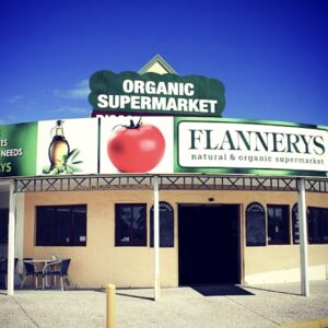 Front Store image of Flannerys Benowra