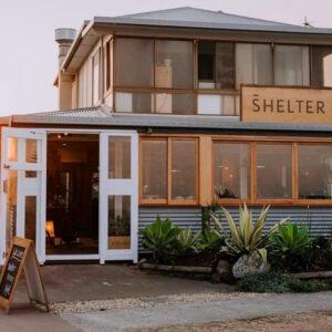 Front Image of Shelter, Lennox Heads