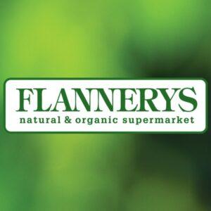 Flannerys Green Logo